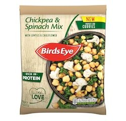 Birds Eye launches range of frozen Pulse Mixes to cater for vegan and flexitarian diets