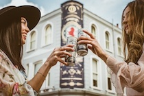 Franklin & Sons perfectly pairs with Portobello Road Gin to craft the essential London Dry G&T in a can