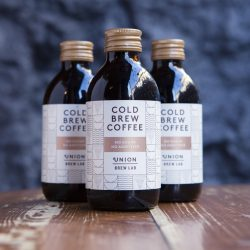 Union Hand-Roasted Coffee creates delicious Cold Brew coffee