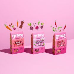 Graze partners with Tesco and Race for Life to help beat cancer
