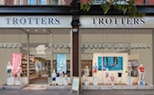 Trotters children's clothing retailer chooses Eurostop for its stores and website