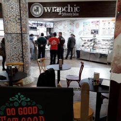 Harris Lamb secures BHX outlet for fast food chain Wrapchic