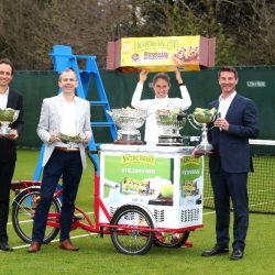 Nature Valley to fuel LTA's iconic British grass court season as title sponsor of Eastbourne, Birmingham and Nottingham events