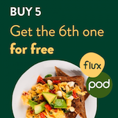 pod goes paperless with Flux digital receipts and loyalty trial