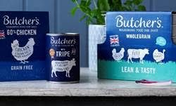Butcher's Pet Care unveils brand new look for dog food range