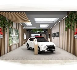 Mitsubishi Motors in the UK signs up with intu to open its first-ever retail store