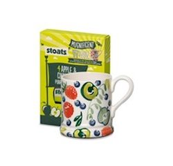 Stoats partners with Emma Bridgewater for a Mugnificent promotion this Summer