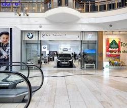 Stephen James Group launches first BMW urban store at Bluewater