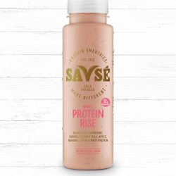 Cold pressed juices and smoothie brand, Savsé, adds Protein Rise to range