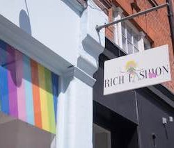 Successful online fashion and lifestyle pop-up in Chelsea