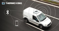 Thermo King introduces the power of connectivity to its vehicle-powered transport refrigeration units