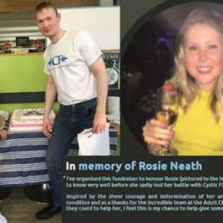 Booths colleagues cycling from Keswick to Knutsford in memory of colleague
