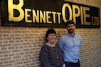 It's a 'Long Day' for Bennett Opie's new recruits