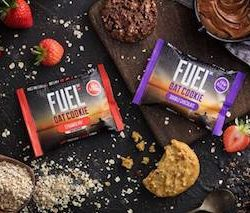 FUEL10K launches breakfast on-the-go oat cookies