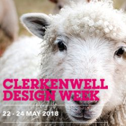 From farm to fabric at Clerkenwell Design Week