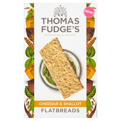 Thomas fudge launches flavoursome new flatbread range