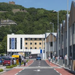Newly opened St James Dover retail and leisure development boosts footfall across the whole town centre