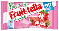Fruittella launches Grab & Go sachets