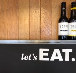 EAT. partners with Toast Ale to turn its surplus fresh bread into craft beer in a bid to tackle food waste