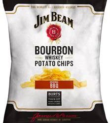 Burts Chips unveils the authentic taste of Bourbon