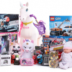 Argos tips top toys for 2018, 200 days before Christmas
