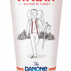 The Danone of the World yogurts launched