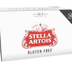 Stella Artois launches gluten-free beer