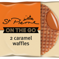 Carrs Foods launches St Pierre 'On the Go' range