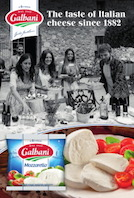Galbani rolls out media campaign