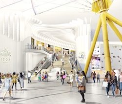 ICON outlet to add shopping to the THE O2 experience