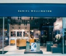 Daniel Wellington launches first regional icon store outside London