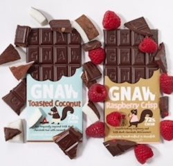 Gnaw gets the World Chocolate Day party started