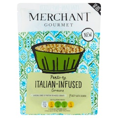 Merchant Gourmet expands ready-to-eat range with two new products