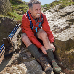 Sock manufacturer, HJ Hall, launches its ProTrek collection