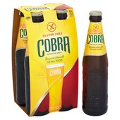 Cobra Beer's first gluten free beer rolls out across Asda stores