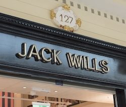 Jack Wills to close a further nine stores