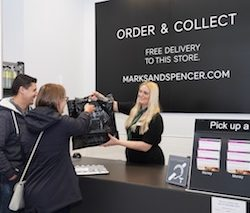 M&S enables simpler click & collect returns with Doddle