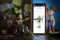 Photo artist creates 'toy stories' to launch new shopDisney site
