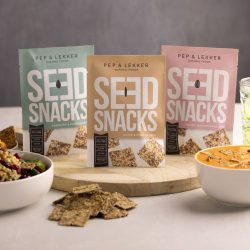 Pep & Lekker launches new vegan-friendly, healthy snacks range