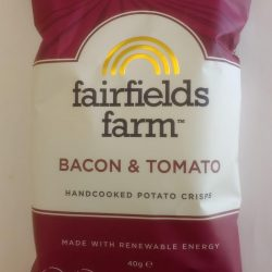 Fairfields Farm launches new Bacon & Tomato Crisps