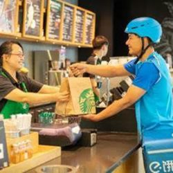 Starbucks and Alibaba Group form strategic partnership to transform customer experience in coffee industry in China