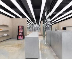Swedish footwear brand Eytys steps into Soho with first London store