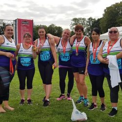 Blakemore Foodservice colleagues tackle Banks's 10k run for charity
