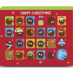The Protein Ball Co. launches healthy advent calendar