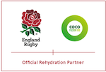 England Rugby signs Fuzion 100 as new rehydration partner