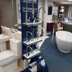 Why it works: turning the tap on success with retail display stands