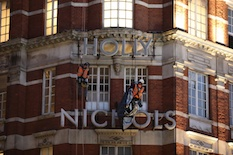 Luxury retailer Harvey Nichols re-brands to become Holly Nichols