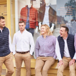 British lifestyle brand, Joules, partners with Leicester Tigers