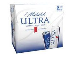Premium, light beer, Michelob ULTRA, set for UK launch