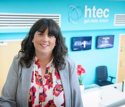 HTEC appoints new marketing manager to Southampton head office
